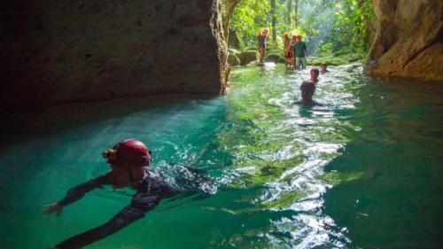 Mayan Cave SytemsATM Cave