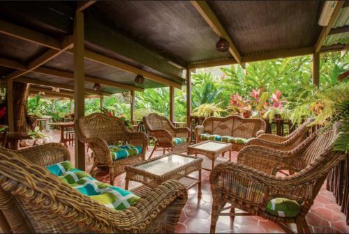 Natures Kitchen Restaurant - Lounge Area