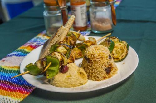 Lebanese Cuisine - Natures Kitchen Restaurant