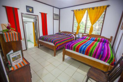 Our Standard Hotel Room - All our rooms have WiFI, Air Conditioning and Private Bathroom