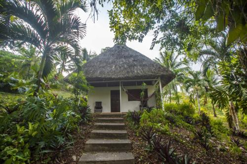 One of our Tropical Cottages - All our cottages have WiFI, Air Conditioning and Private Bathroom