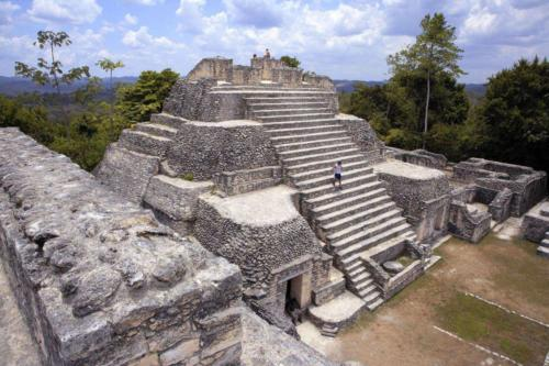 Mayan TemplesCARACOL