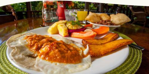 Breakfast at Natures Kitchen Restaurant