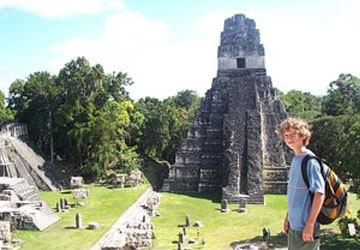 Mayain TemplesTIKAL