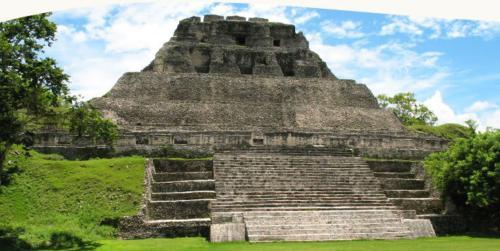 Mayan TemplesXUNANTUNICH